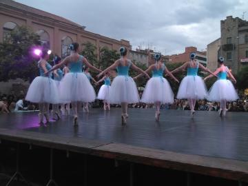 Raquel Pérez - Dansa de les hores_Ballet Coppélia